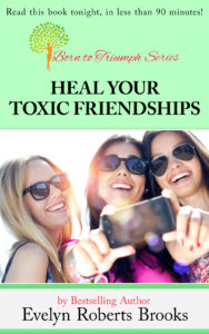 Heal Toxic Friends cover