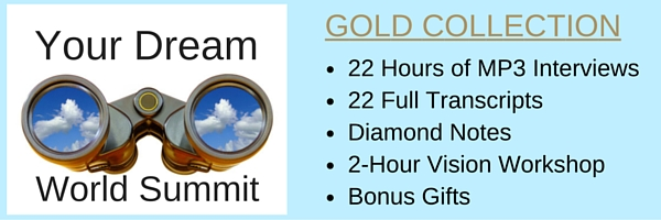 Your Dream World Summit Gold Collection contents