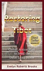 Restoring Tibet book cover
